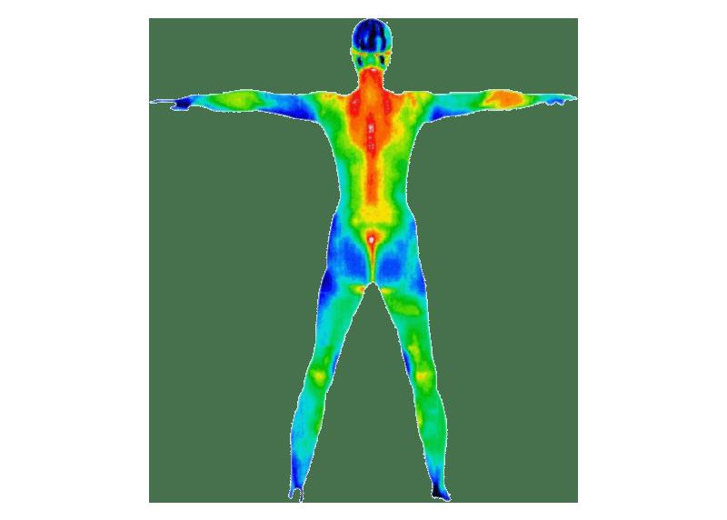 Les rayons infrarouges lointains un antidouleur NATUREL